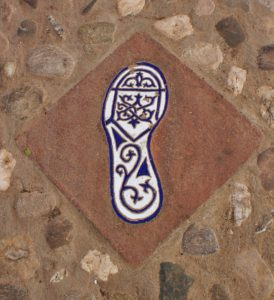 Footsteps through Comares