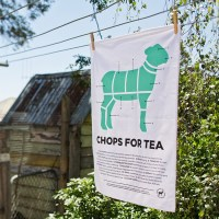 Interview * Chops For Tea Kitchen * Gav + Jen