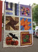 Beautiful quilt, Beryl!