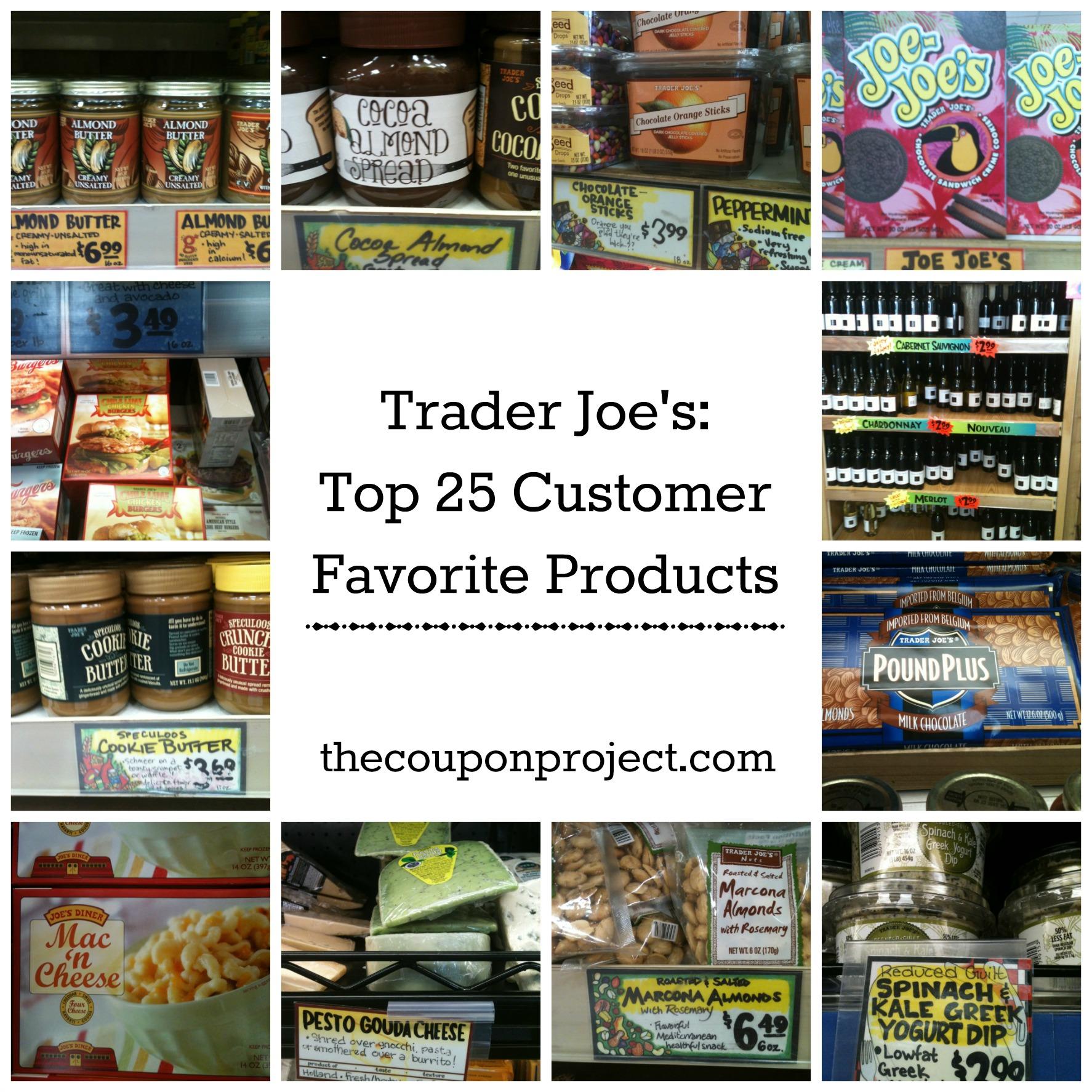 Trader Order Joes Online
