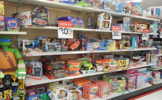 Target Toy Clearance 2016 Tips Update