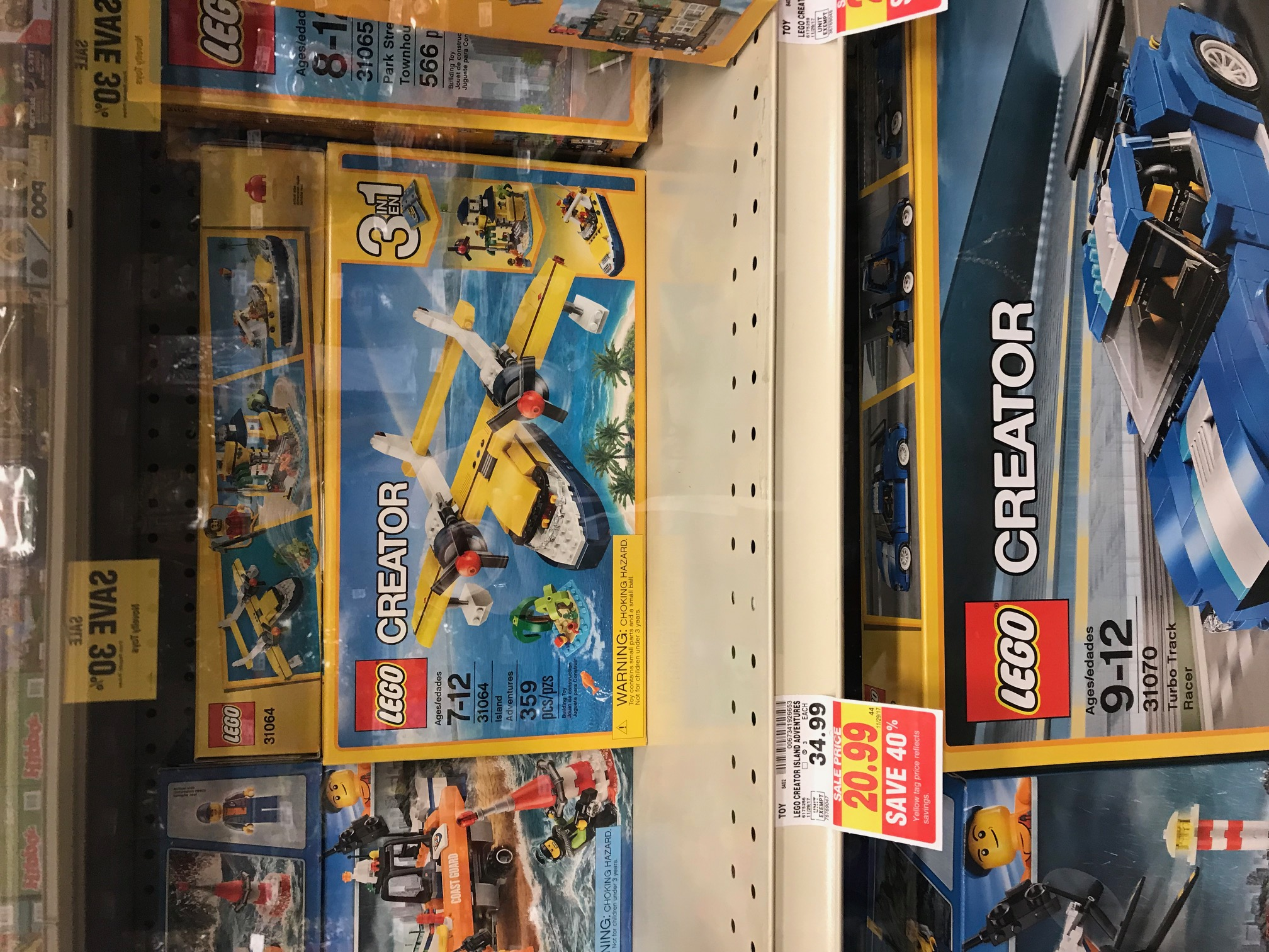 Fred Meyer HOT Ninas 40 off Lego Sale Store Report