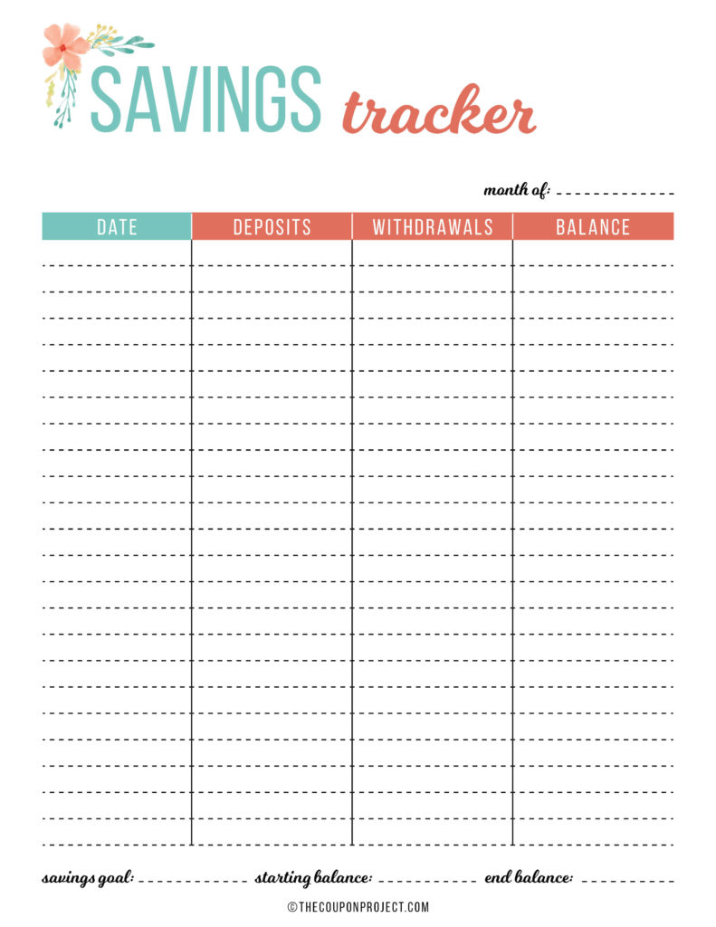 Yearly Budget Worksheet Printable