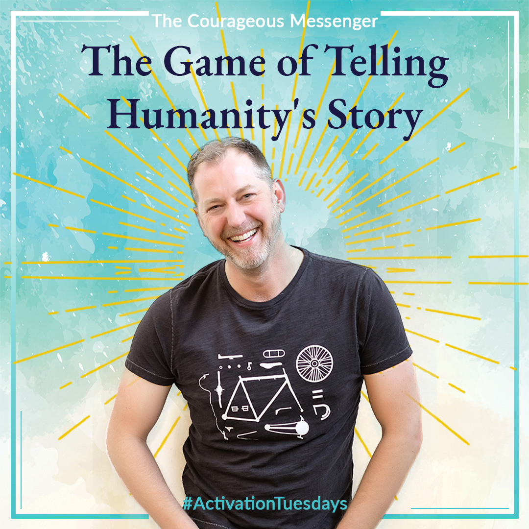 The Game of Telling Humanity's Story