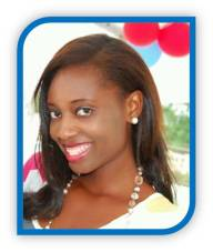 Atane Colette, UISU Vice President (2012/2013)