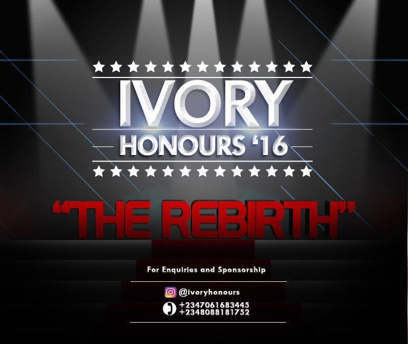 ​IVORY HONOURS 2016: AN ACCEPTABLE CONCEPT?