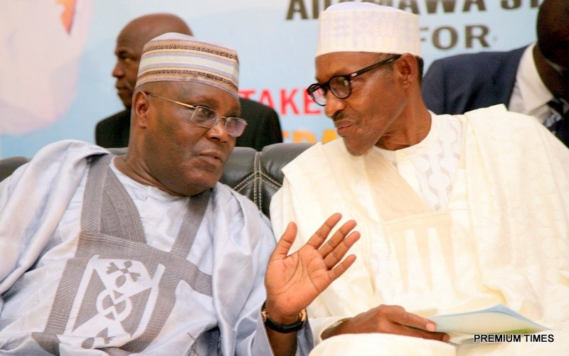 Buhari's absence at the Presidential debate enough reason for Atiku to pull out?