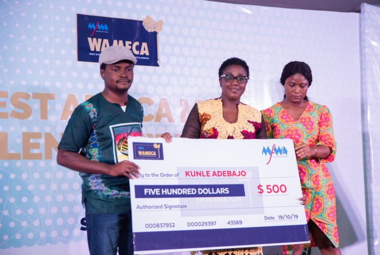 Kunle Adebajo, The Courtroom Scribe, wins West African Media Excellence Award