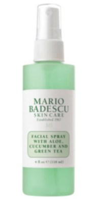Five Things Friday Summer Edition Part 4 Mario Badescu facial spray. Feels amazing! refreshing in the humid summer heat . great for that dewy glow