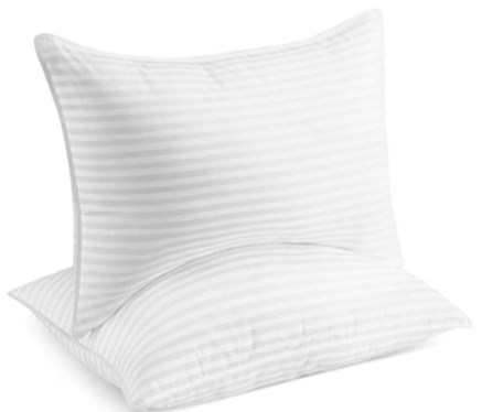 the best luxury pillows  - five things friday