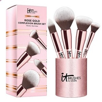 IT Cosmetics makeup brushes - great little set to get started!