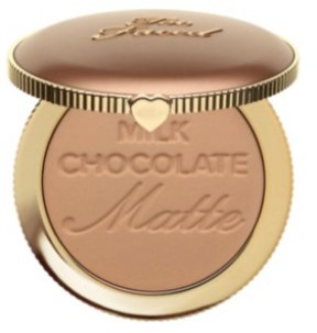 a classic bronzer for a beginning look to the rest of the make up