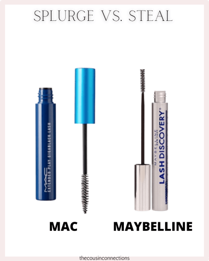 MASCARA MAGIC! Mac Vs. Maybelline. Splurge vs. steal.