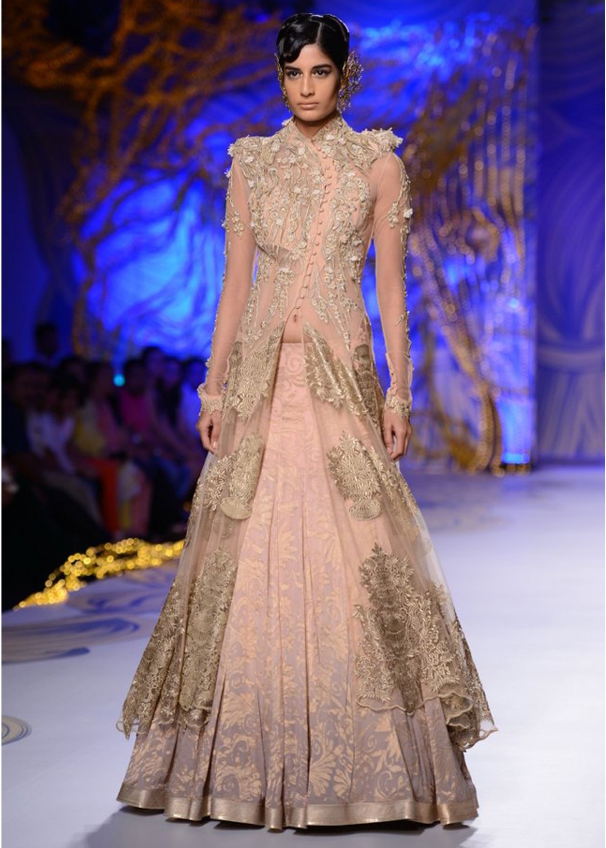 GAURAV GUPTA  PCJ Couture Week 2013  THE COUTURE CLUB