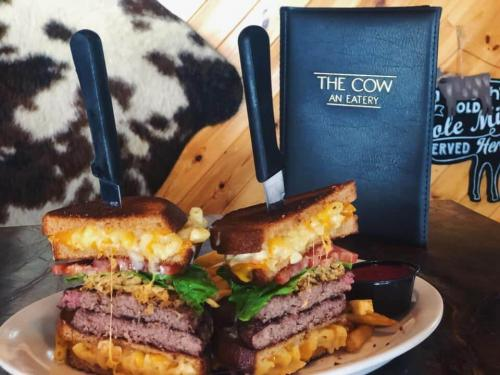 The Holy Cow Burger Challenge