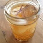 Lemongrass-ginger tea