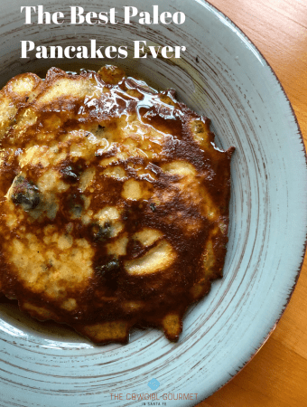 The Best Paleo pancakesever