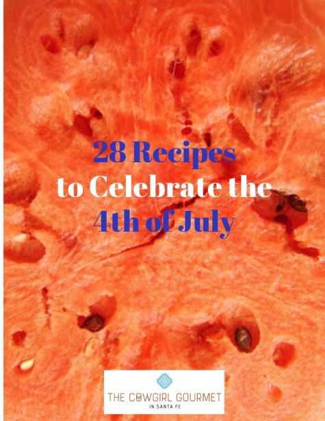 28 recipes to celebrate the 4th of July