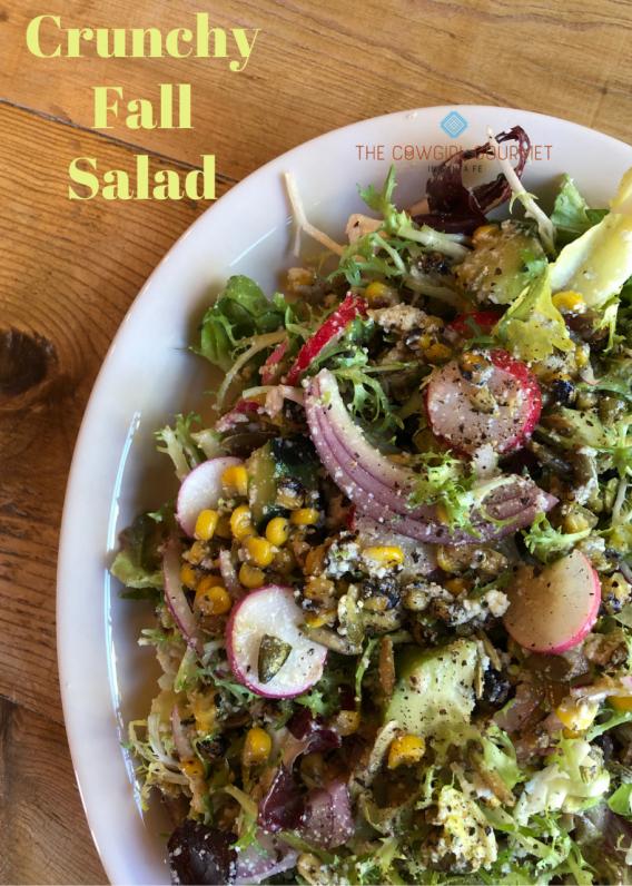 Crunchy Fall Salad