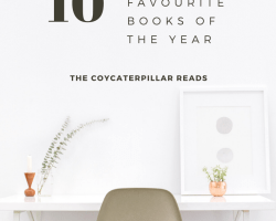 10 1 1 - The Year of the Indie - Top Ten Favourite Books of 2019