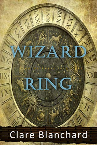 47903260. SY475  - Blog Tour: Wizard Ring by Clare Blanchard