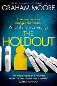 50090862. SY475  - Blog Tour: The Holdout by Graham Moore