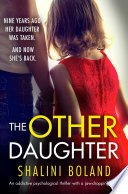 the other daughter by shalini boland - Arc Review:  The Other Daughter by Shalini Boland