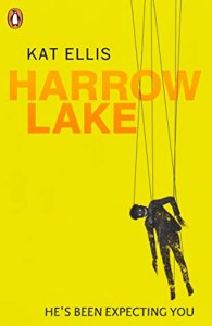 51058400. SY475  - Blog Tour: Harrow Lake by Kat Ellis