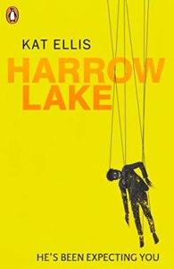 51058400. SY475  - Blog Tour: Harrow Lake by Kat Ellis