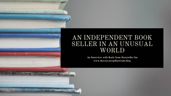 An Independent Book Seller in an unsual world 1 - An Independent Book Seller in an unusual World