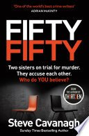 fifty fifty by steve cavanagh - Fifty-Fifty By Steve Cavanagh|Review