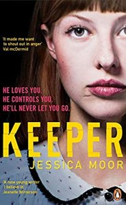 52698054. SX318 SY475  - Keeper by Jessica Moor | Review