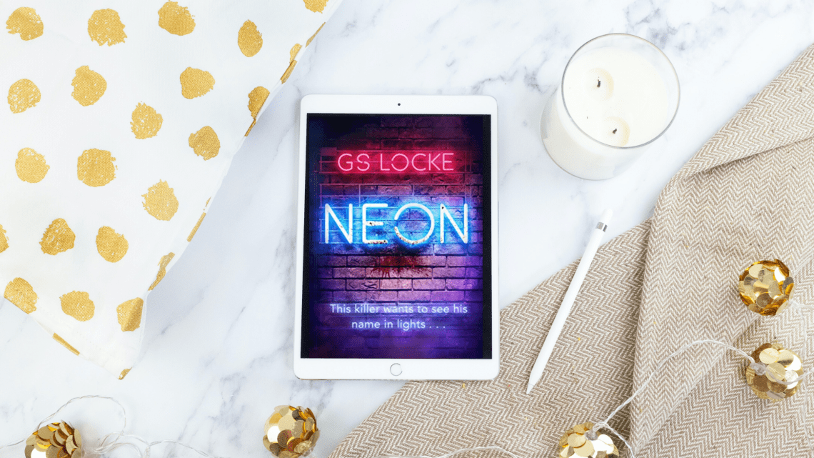 Untitled design 1 - Neon by G.S. Locke | Blog Tour