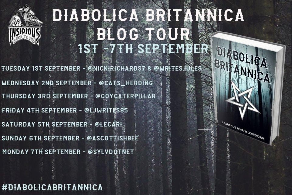 EgqED IWoAAafaI - Diabolica Britannica: A Dark Isles Horror Compendium by various authors