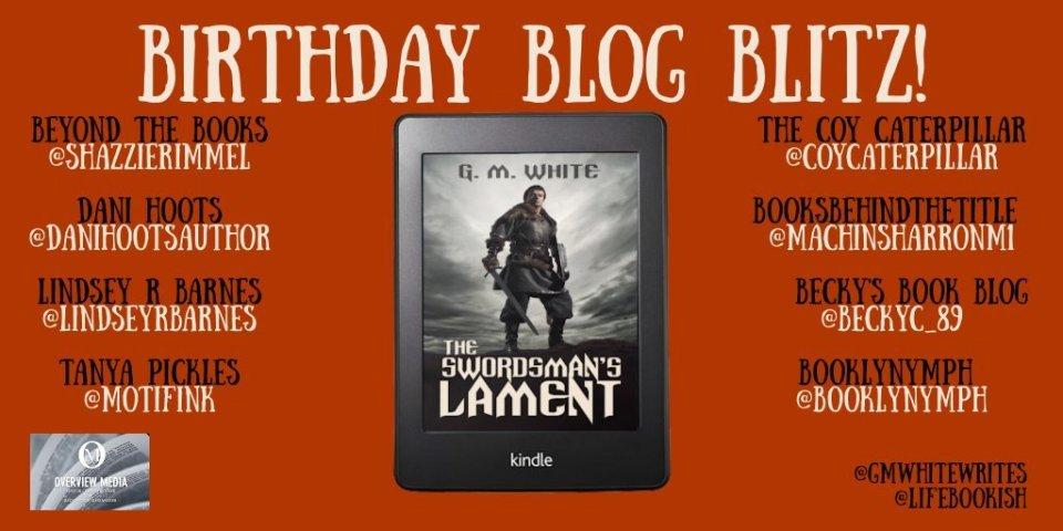 EiDTykNWAAQMeiJ - The Swordsman's Lament by G.M. White | Blog Tour