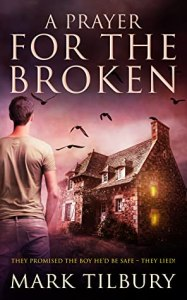 55038004. SY475  - A Prayer For The Broken by Mark Tilbury | Blog Tour