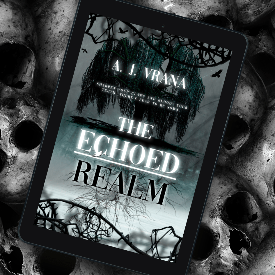 BookBrushImage722 1024x1024 - The Echoed Realm by A.J. Varna | COVER REVEAL
