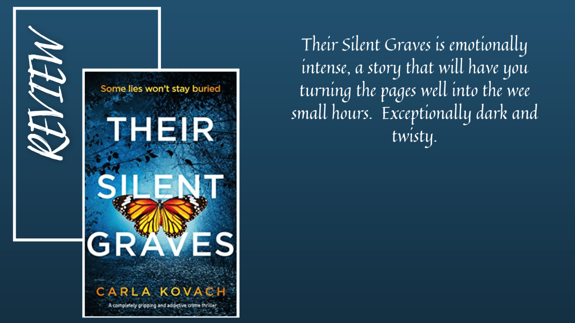 end of the line robert scragg 4 - Their Silent Graves by Carla Kovach | Review