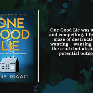 one good lie banner