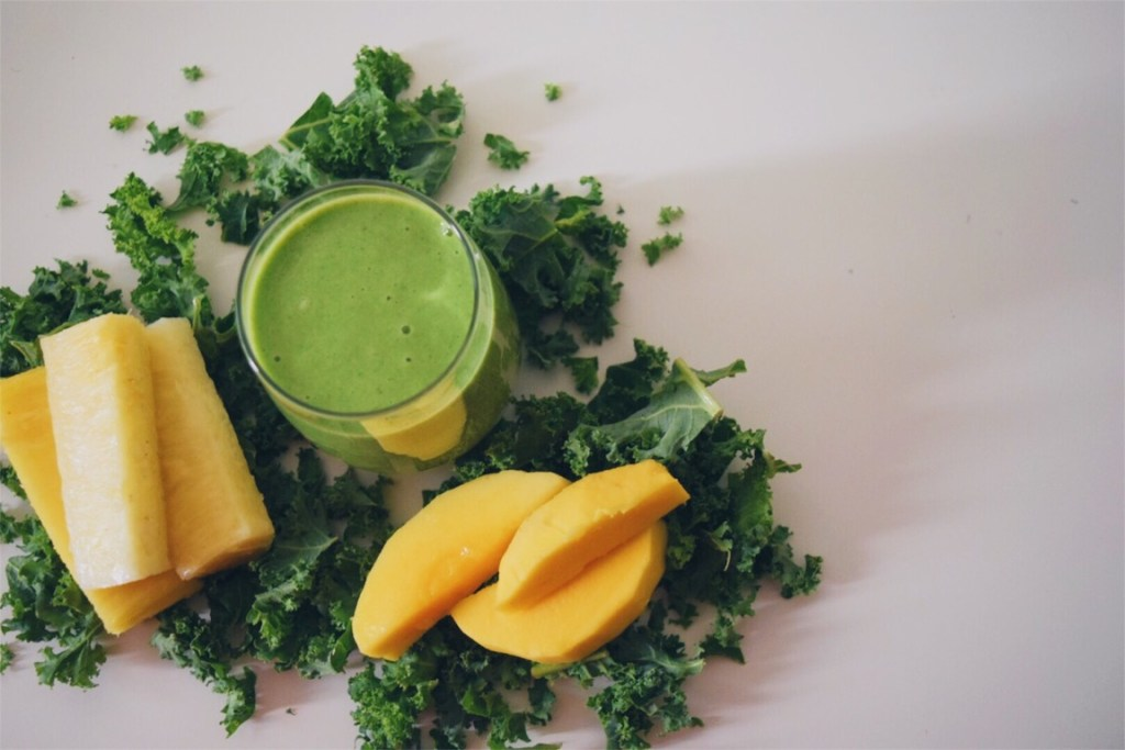 My Every Day Simple Green Smoothie