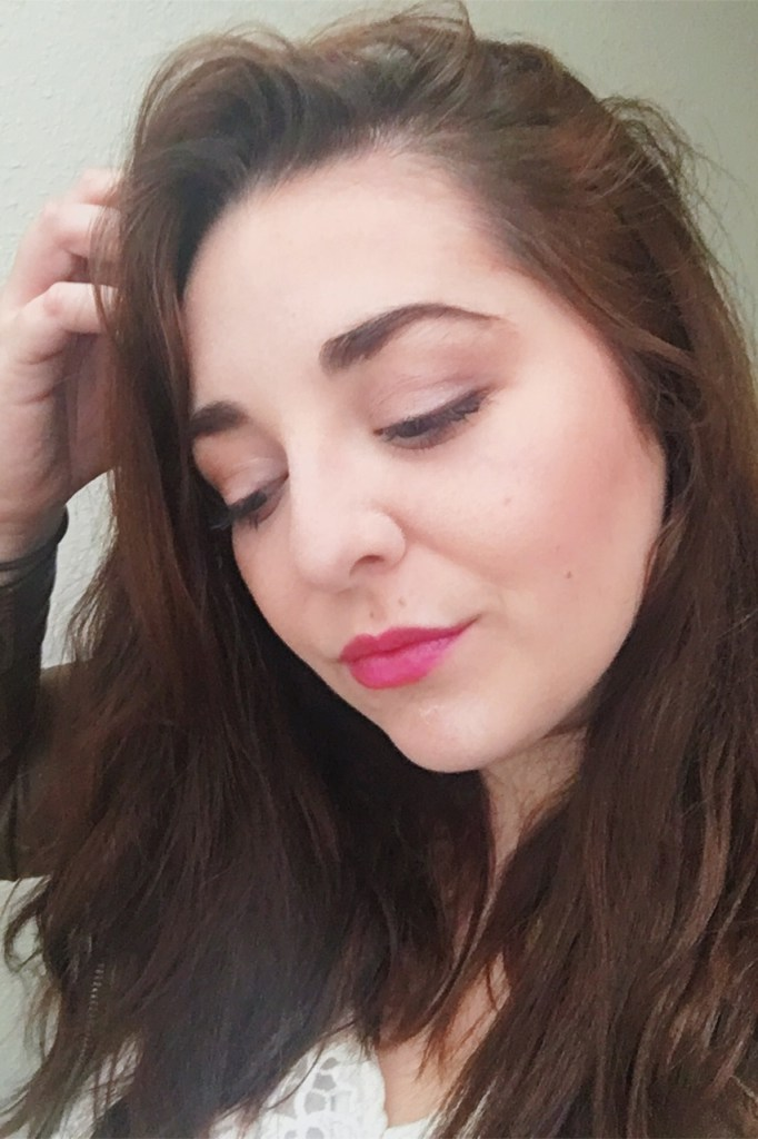Romantic Valentine's Day Makeup