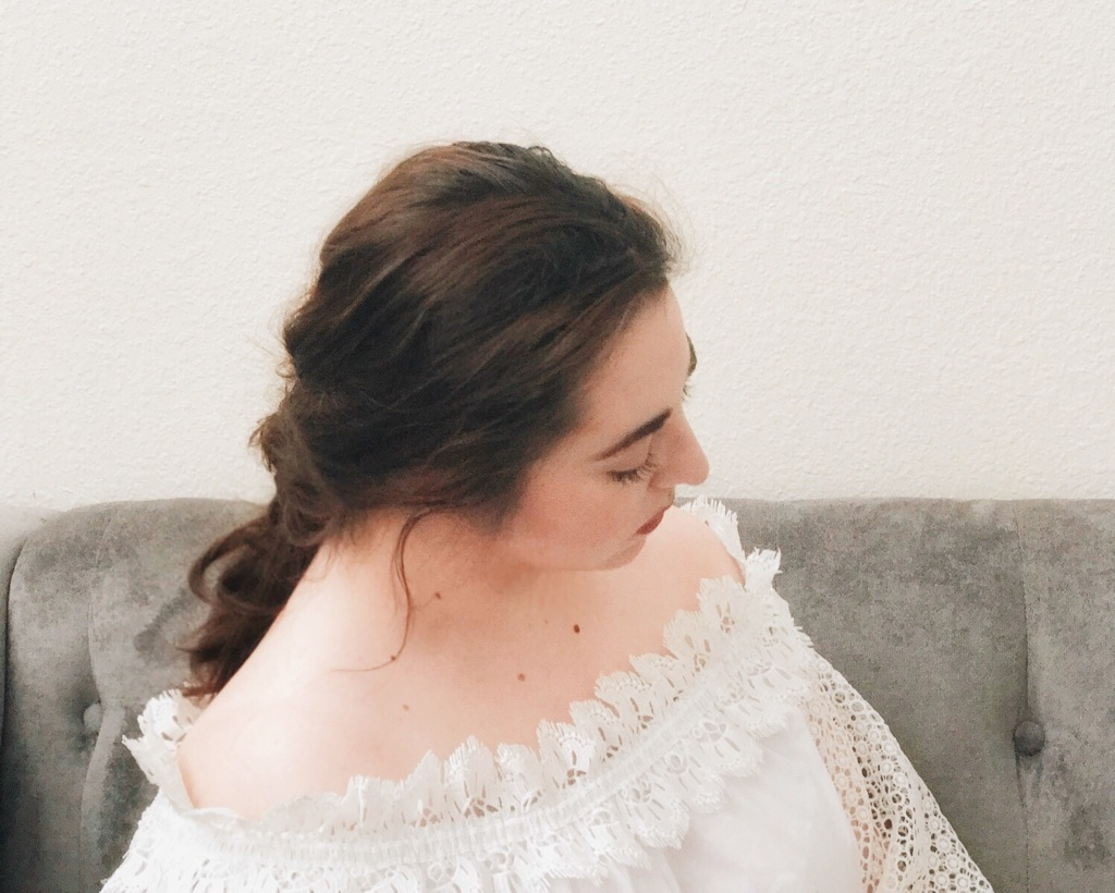 Beauty and the Beast Inspired Hair and Makeup The Cozie