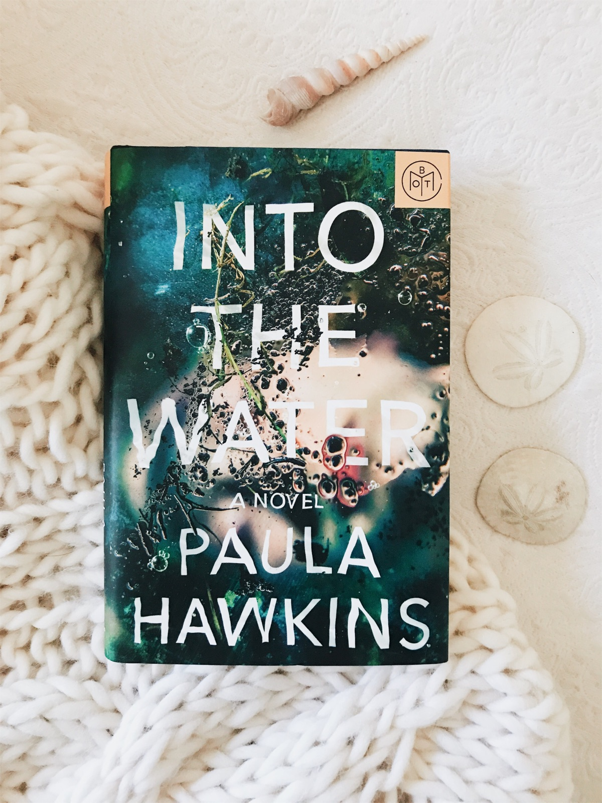 "Book Review: ""Into the Water"" by Paula Hawkins The Cozie"