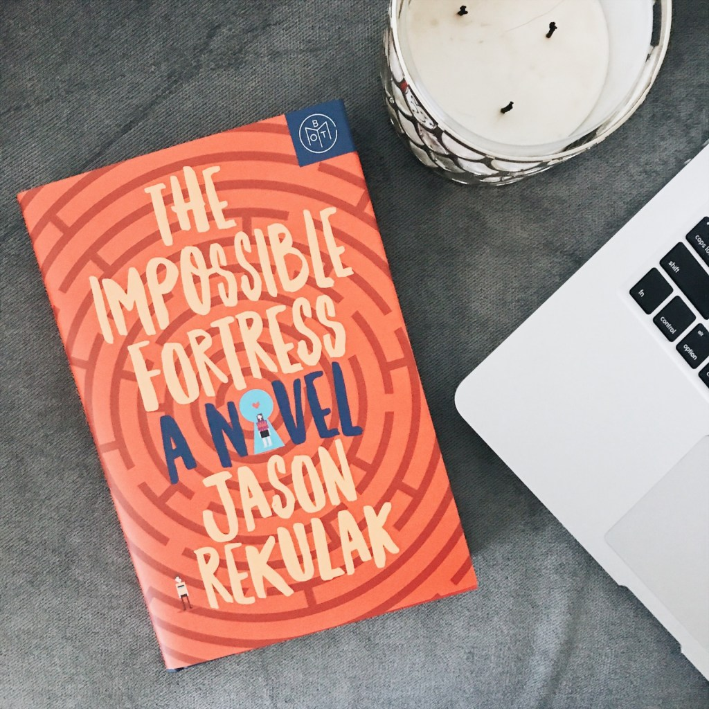 "Book Review: ""The Impossible Fortress"" by Jason Rekulak"