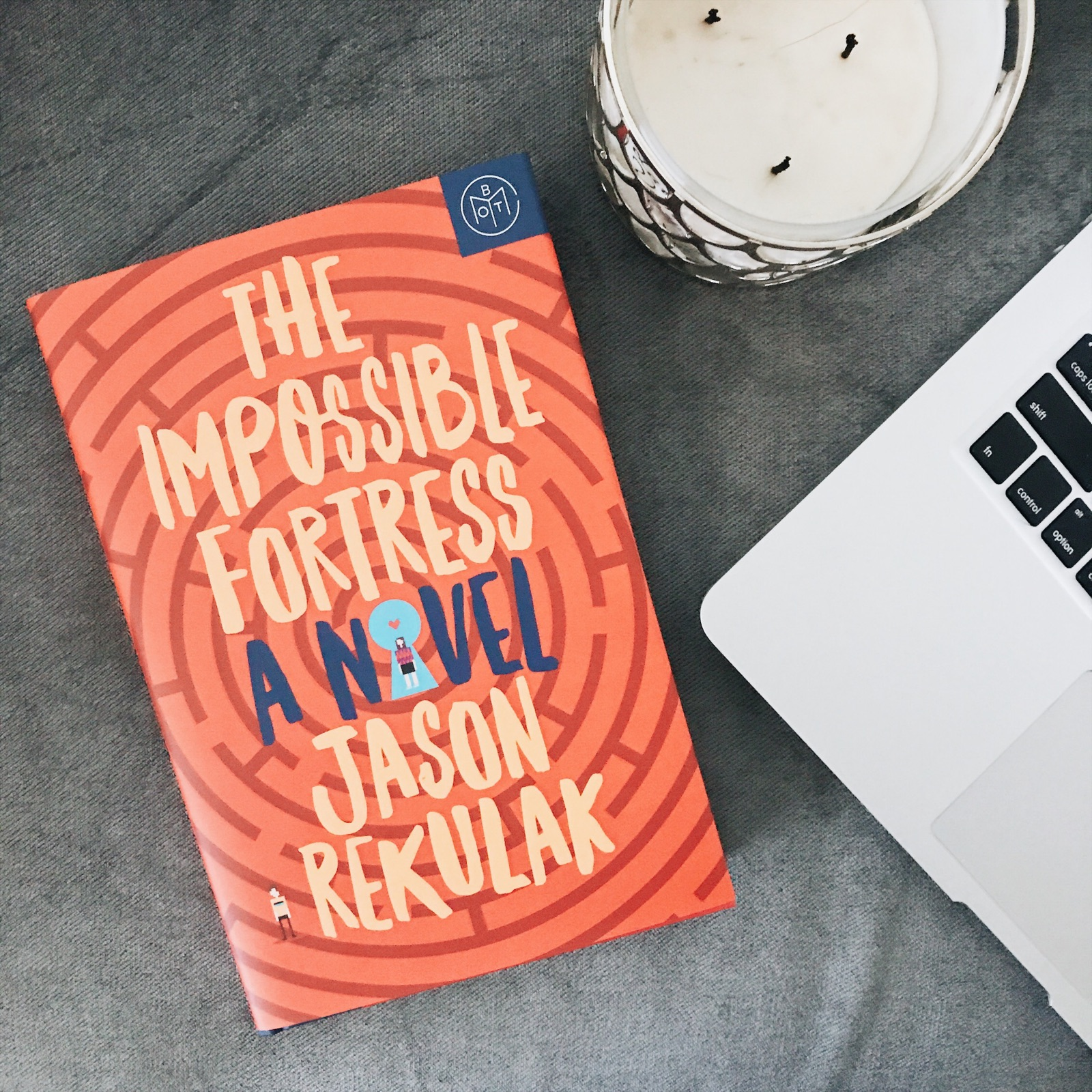 Book Review: The Impossible Fortress by Jason Rekulak The Cozie