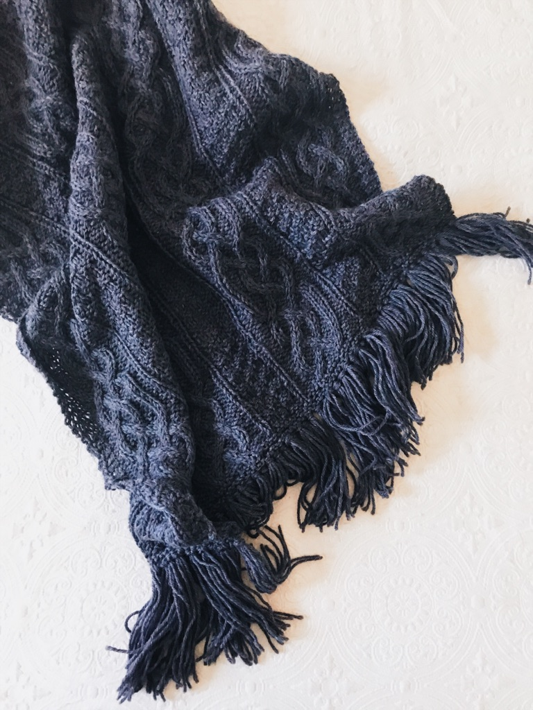 """Cozie Knits: The """"Laura Shawl"""" by KnitPicks"""