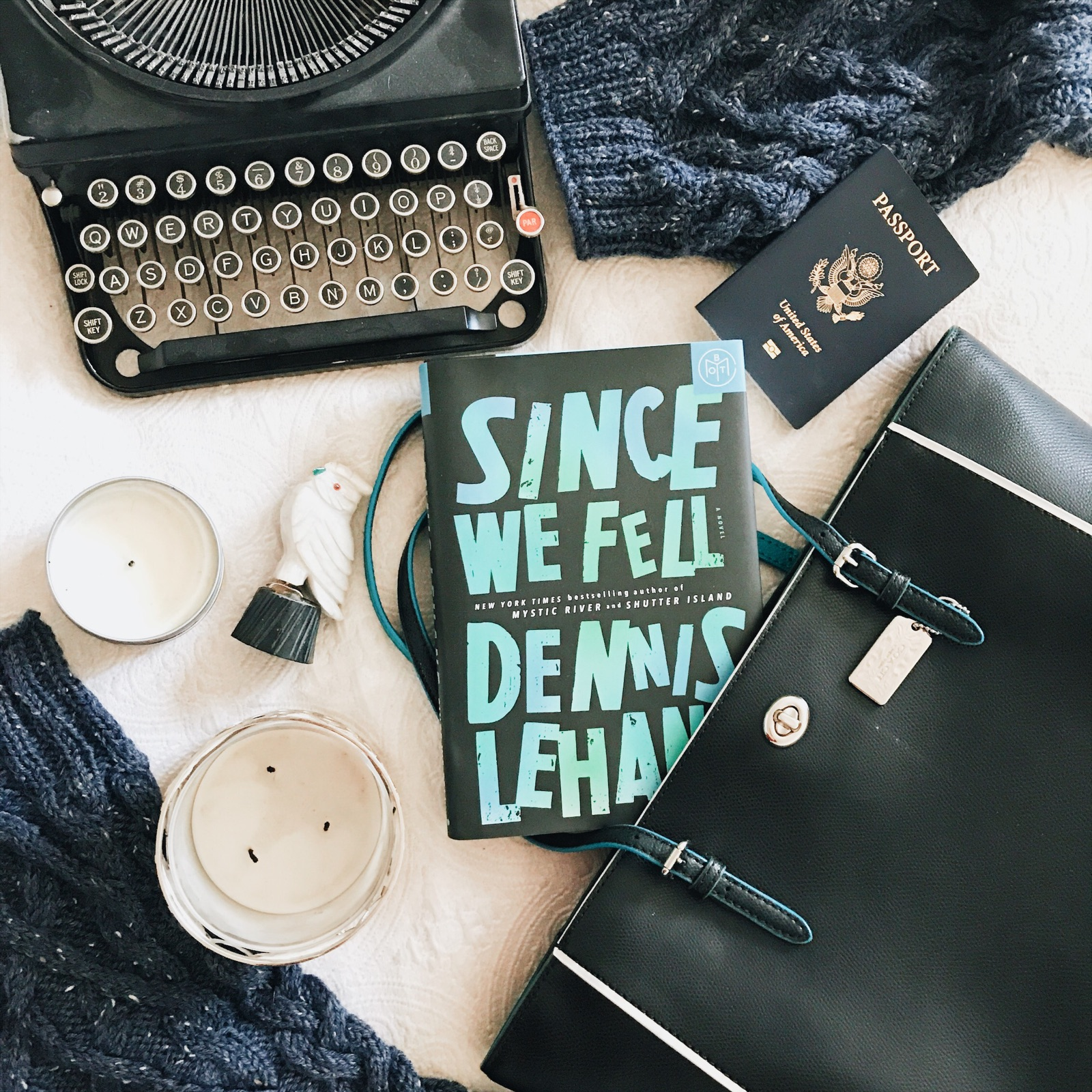 "Book Review: ""Since We Fell"" by Dennis Lehane The Cozie"