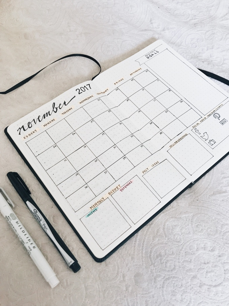 Plan with Me!: How I Set Up My Bullet Journal for Success