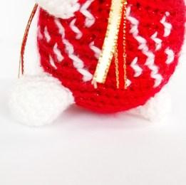 Ornament Bunny Legs