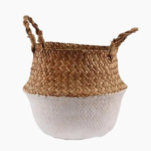 Tula Wicker Storage Basket
